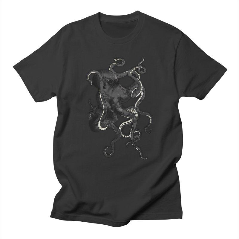 Octopus Men's T-shirt by Nicklas Gustafsson