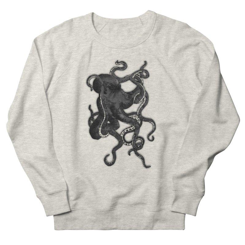 Octopus Women's Sweatshirt by Nicklas Gustafsson