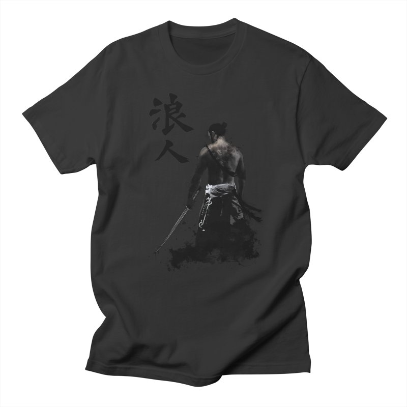Ronin Men's T-Shirt by Nicklas Gustafsson