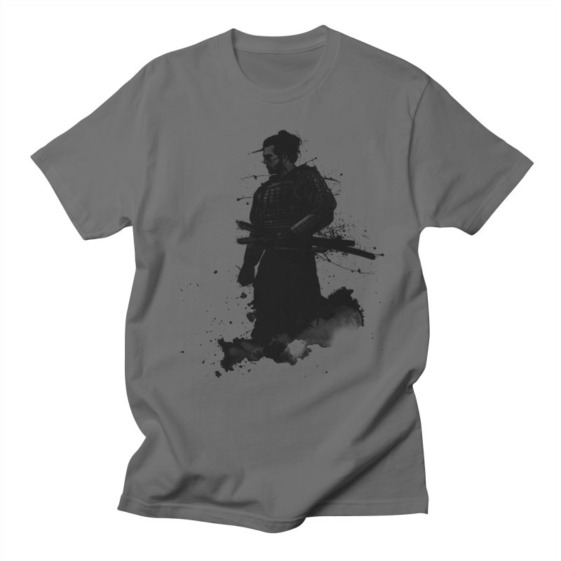 Samurai Men's T-Shirt by Nicklas Gustafsson