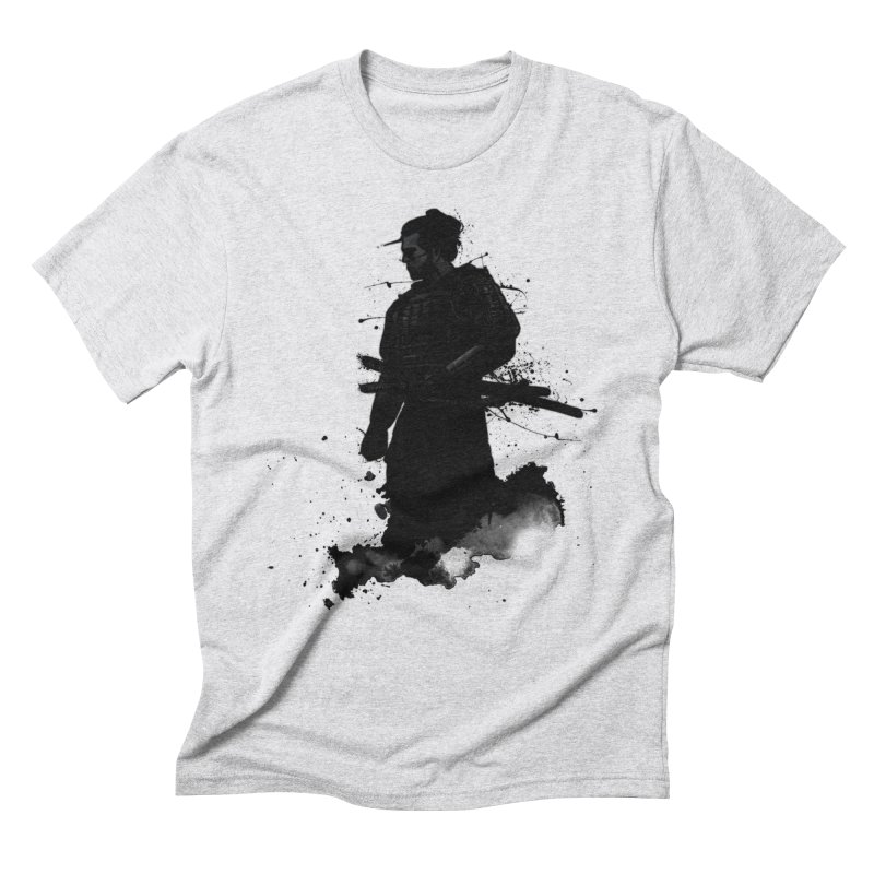 Samurai Men's Triblend T-Shirt by Nicklas Gustafsson