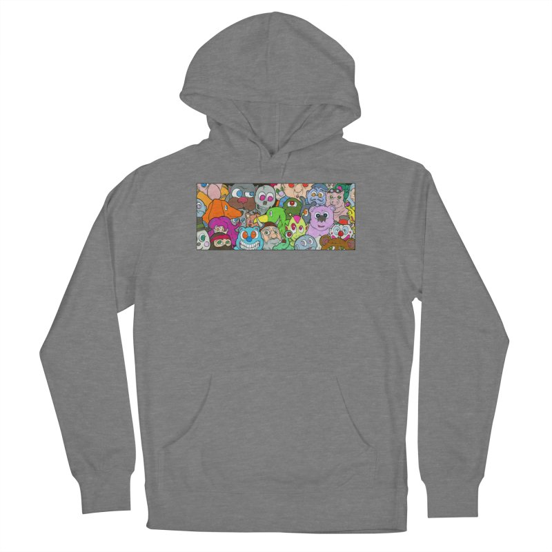Toybox Women's Pullover Hoody by Nick Lee Art's Artist Shop