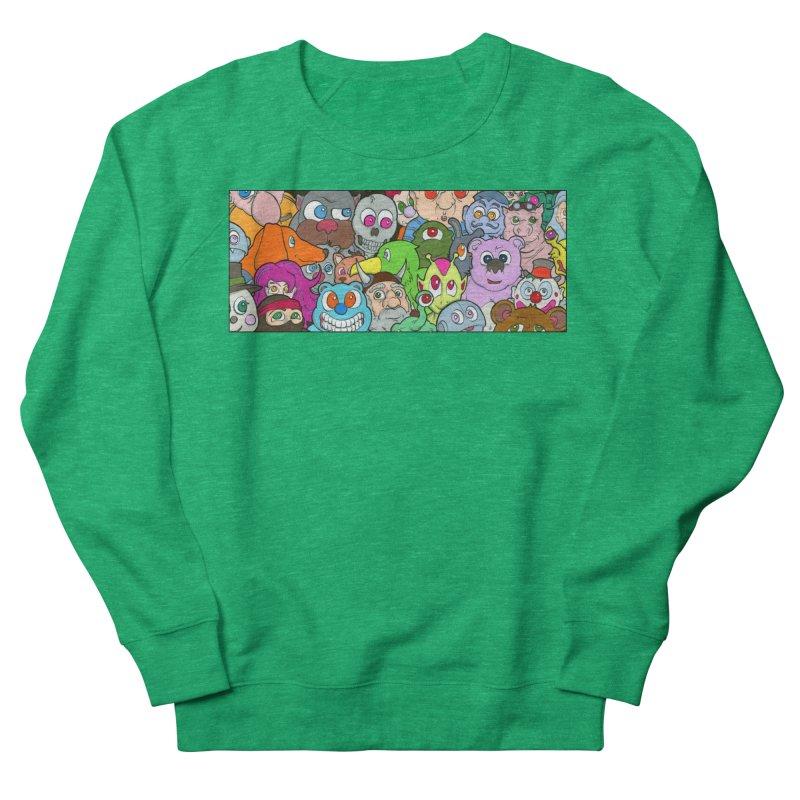 Toybox Women's Sweatshirt by Nick Lee Art's Artist Shop