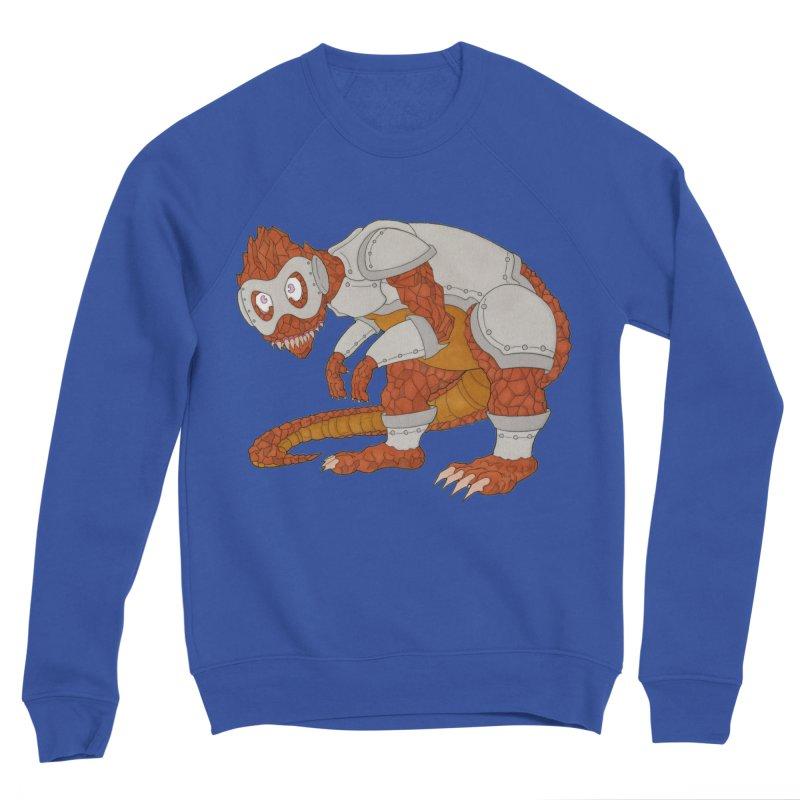 Earth Beast Women's Sweatshirt by Nick Lee Art's Artist Shop