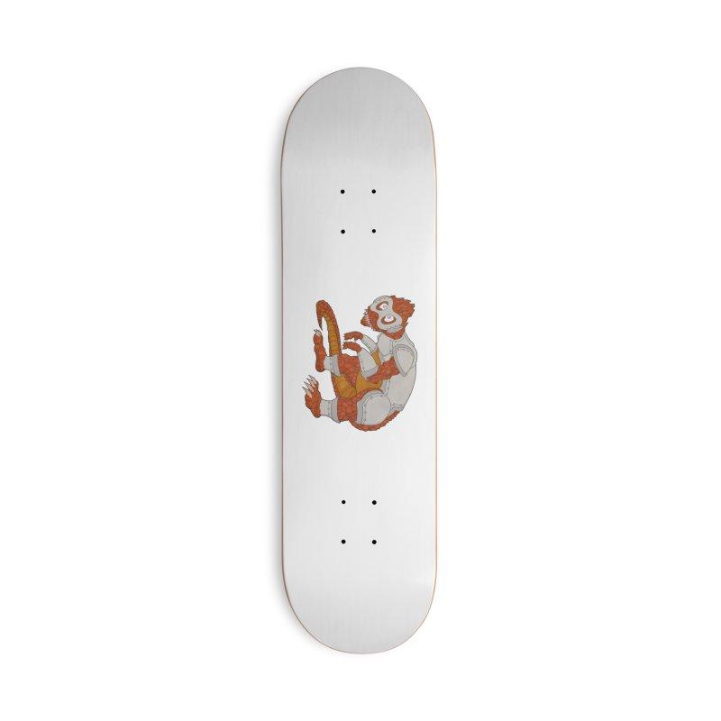 Earth Beast Accessories Skateboard by Nick Lee Art's Artist Shop