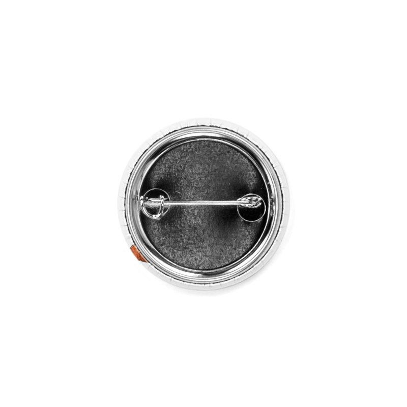 Fire Beast Accessories Button by Nick Lee Art's Artist Shop