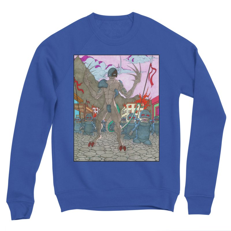 The General Women's Sweatshirt by Nick Lee Art's Artist Shop
