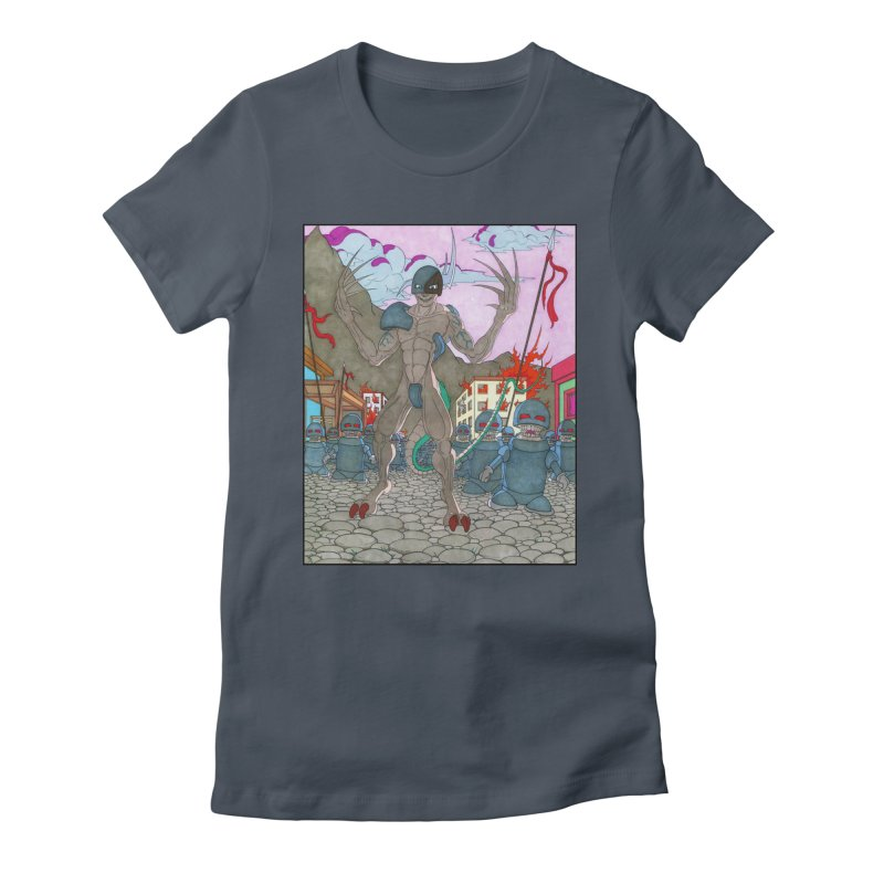The General Women's T-Shirt by Nick Lee Art's Artist Shop