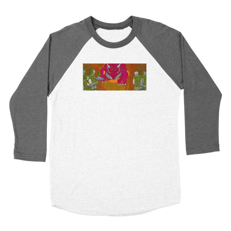 Dragon's Lair Women's Longsleeve T-Shirt by Nick Lee Art's Artist Shop