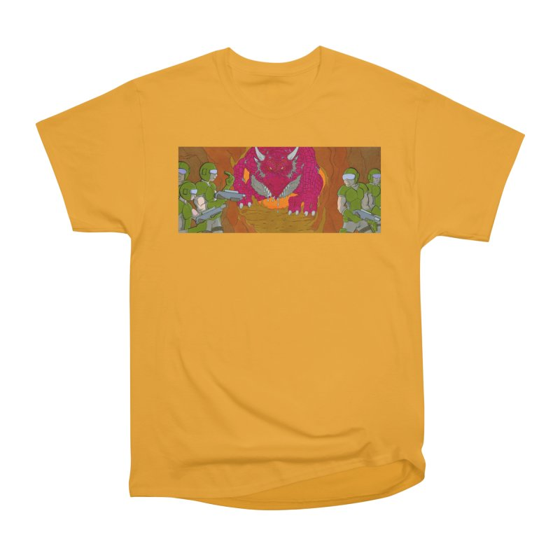 Dragon's Lair Women's T-Shirt by Nick Lee Art's Artist Shop