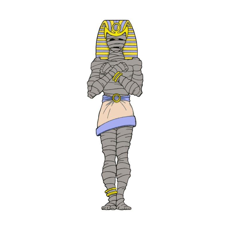 Bo's Pharaoh Women's T-Shirt by Nick Lee Art's Artist Shop