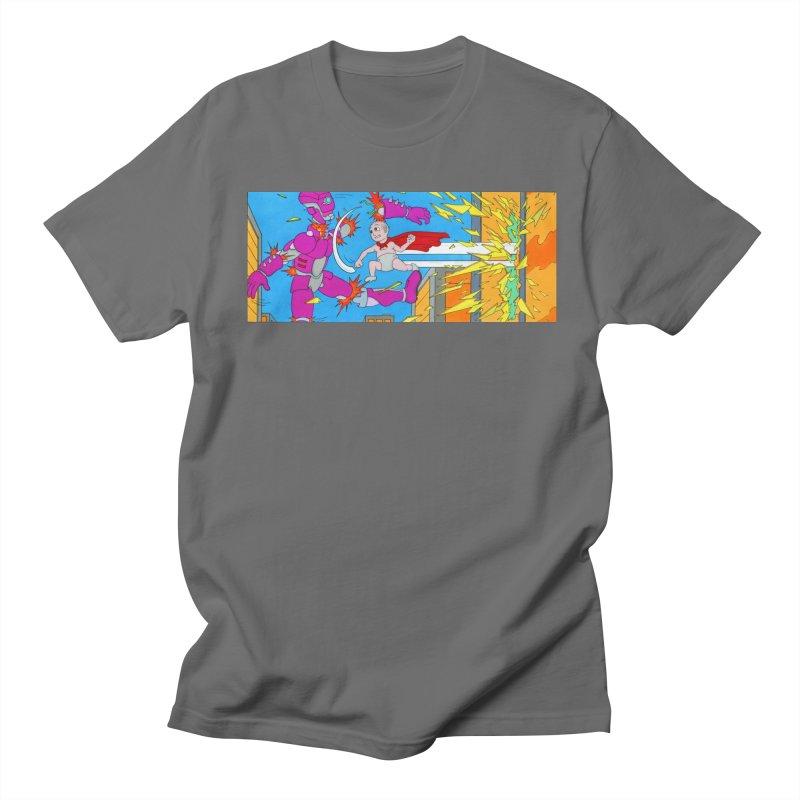 Super Baby! Women's T-Shirt by Nick Lee Art's Artist Shop