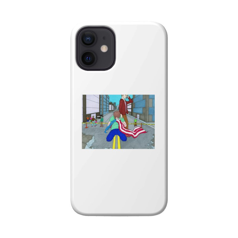 Wake of the Sleeping Giant Accessories Phone Case by Nick Lee Art's Artist Shop
