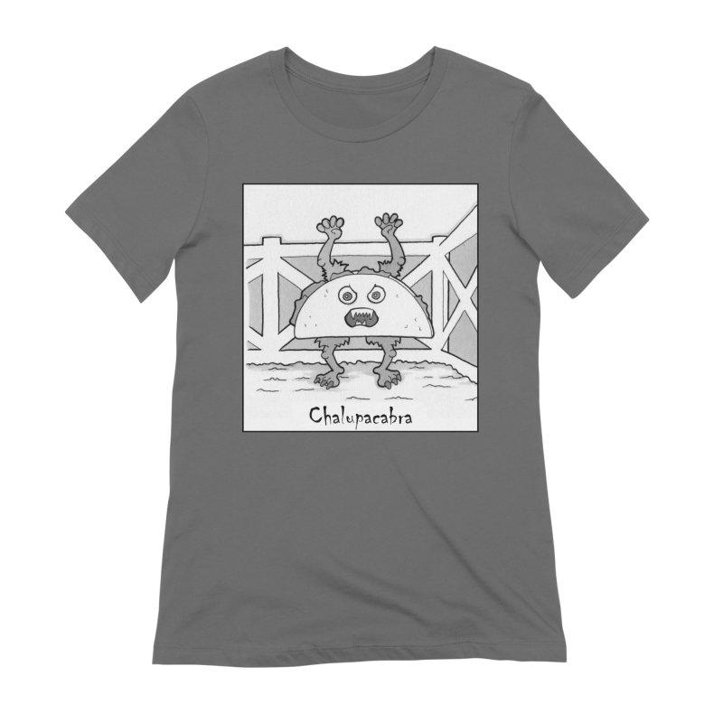 Chalupacabra Women's T-Shirt by Nick Lee Art's Artist Shop