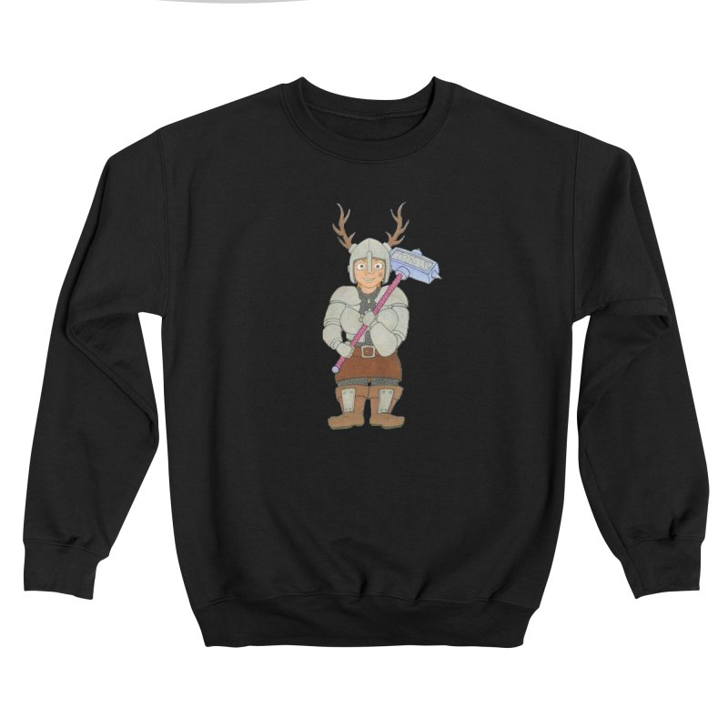Gurdis Women's Sweatshirt by Nick Lee Art's Artist Shop
