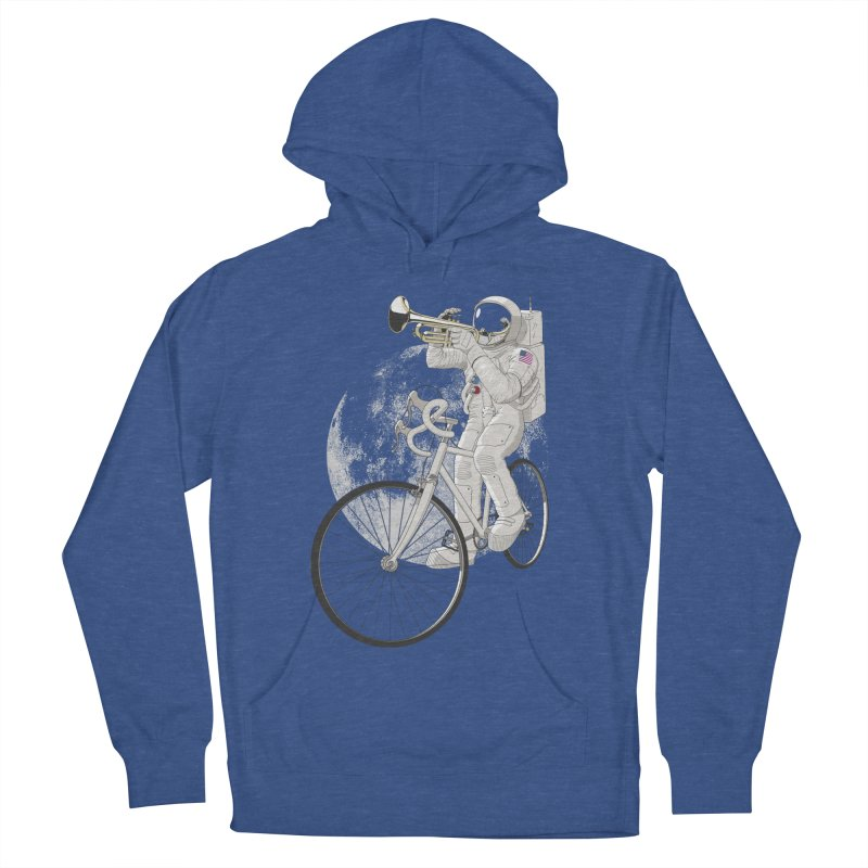 ARMSTRONG Women's French Terry Pullover Hoody by nickmanofredda's Artist Shop