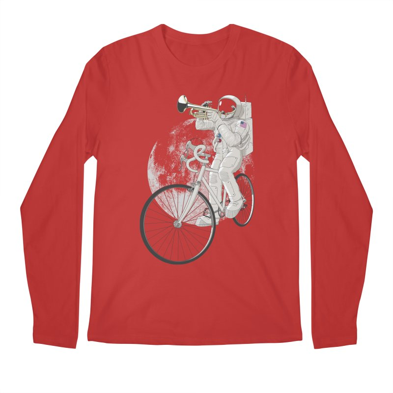 ARMSTRONG Men's Longsleeve T-Shirt by nickmanofredda's Artist Shop