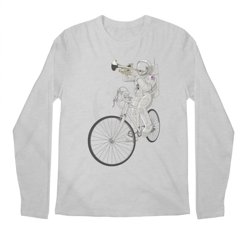 ARMSTRONG Men's Longsleeve T-Shirt by nickmanofredda's Artist Shop