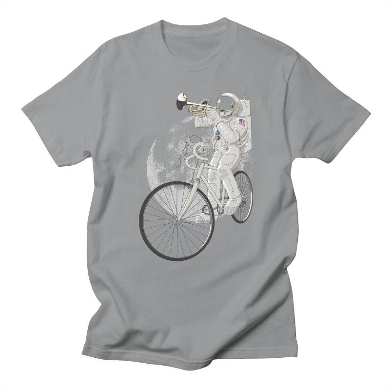 ARMSTRONG Men's Regular T-Shirt by nickmanofredda's Artist Shop