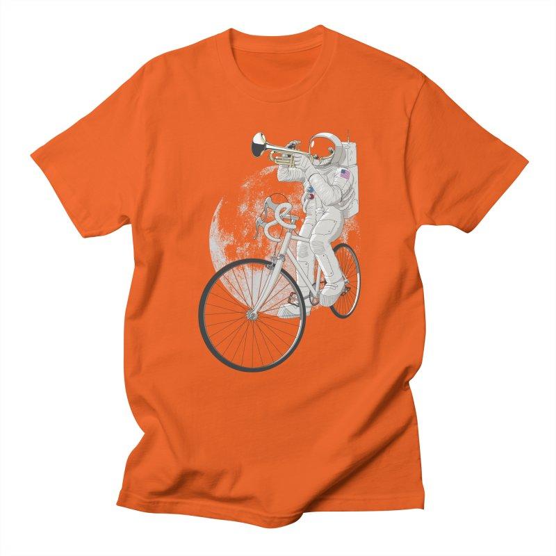 ARMSTRONG Men's T-shirt by nickmanofredda's Artist Shop
