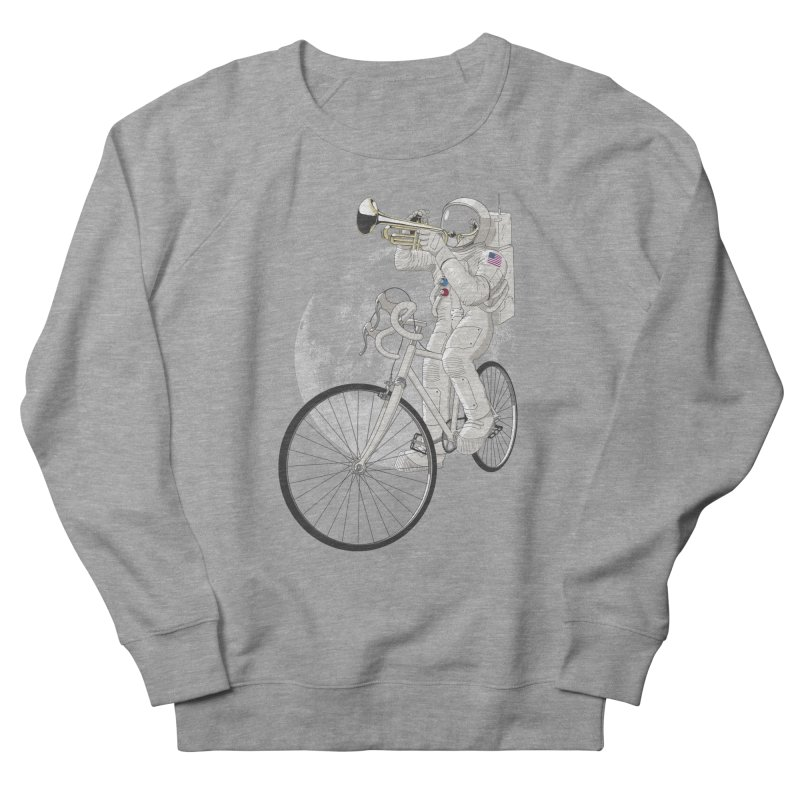 ARMSTRONG Women's French Terry Sweatshirt by nickmanofredda's Artist Shop