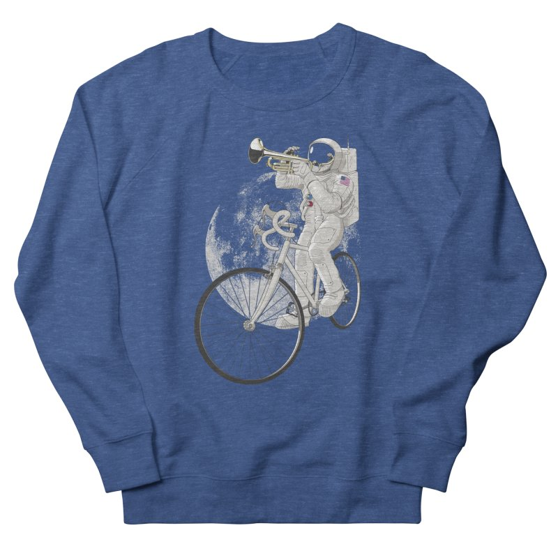 ARMSTRONG Men's French Terry Sweatshirt by nickmanofredda's Artist Shop