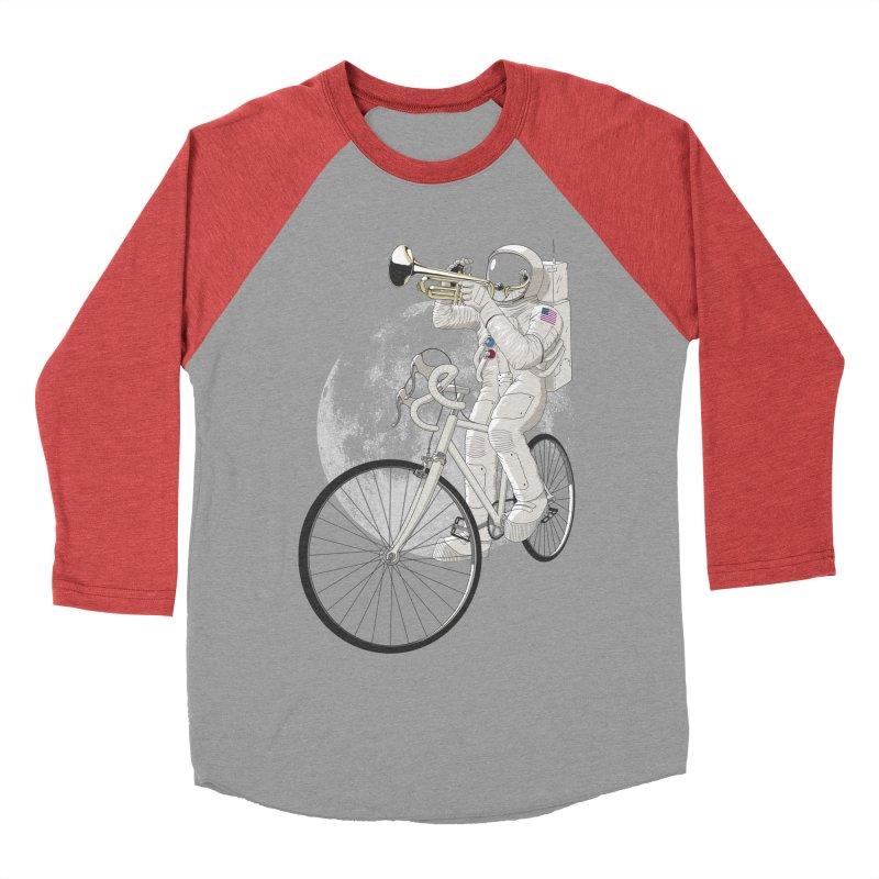 ARMSTRONG Women's Baseball Triblend T-Shirt by nickmanofredda's Artist Shop