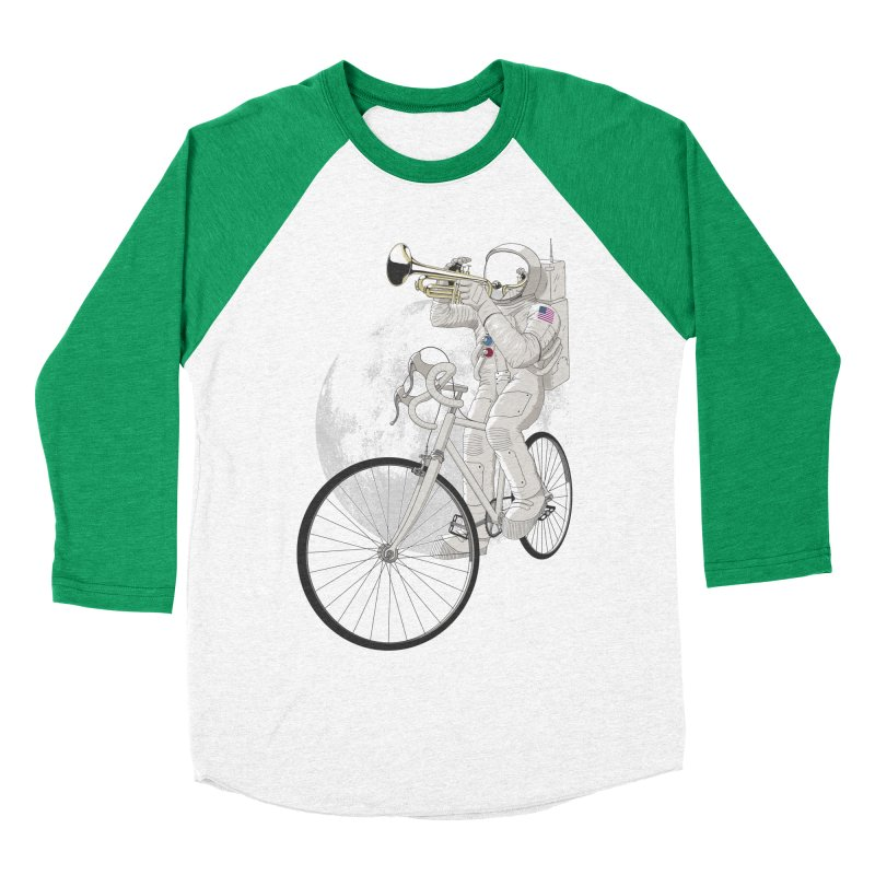 ARMSTRONG Men's Baseball Triblend Longsleeve T-Shirt by nickmanofredda's Artist Shop
