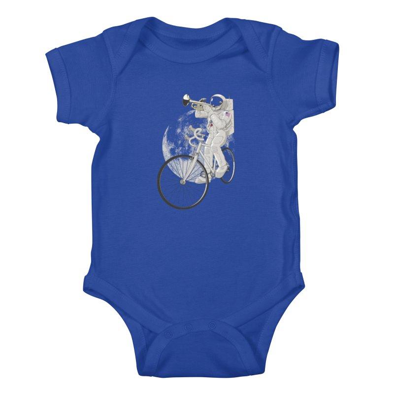 ARMSTRONG Kids Baby Bodysuit by nickmanofredda's Artist Shop