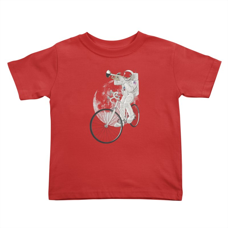 ARMSTRONG Kids Toddler T-Shirt by nickmanofredda's Artist Shop