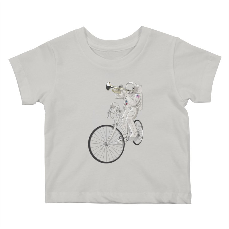 ARMSTRONG Kids Baby T-Shirt by nickmanofredda's Artist Shop