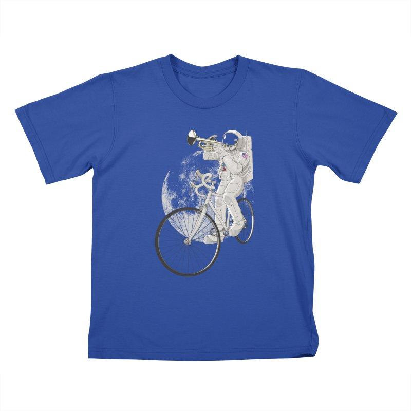 ARMSTRONG Kids T-Shirt by nickmanofredda's Artist Shop