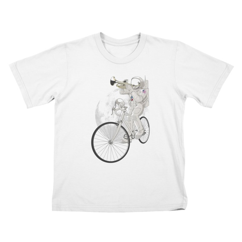 ARMSTRONG Kids T-Shirt by nickmanofredda's Artist Shop