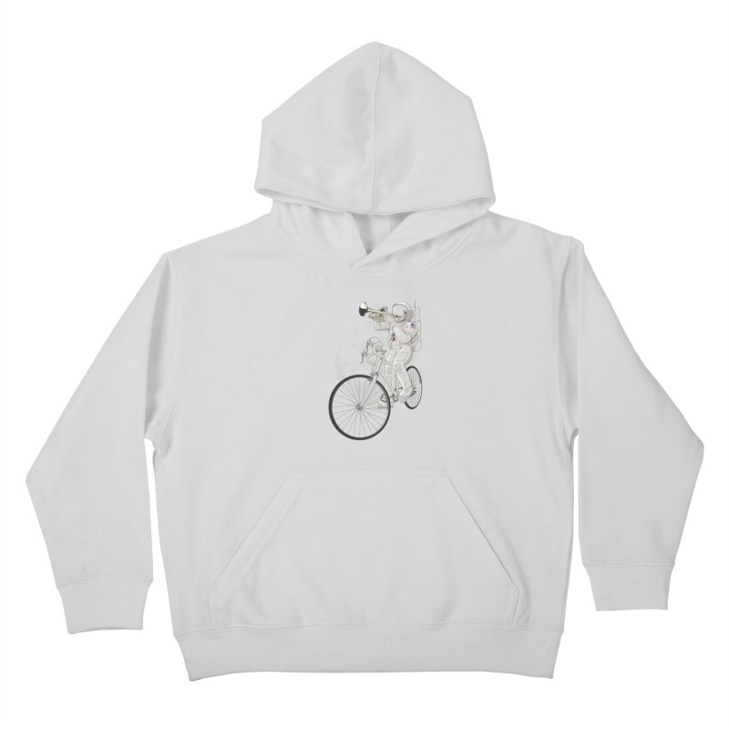 ARMSTRONG Kids Pullover Hoody by nickmanofredda's Artist Shop