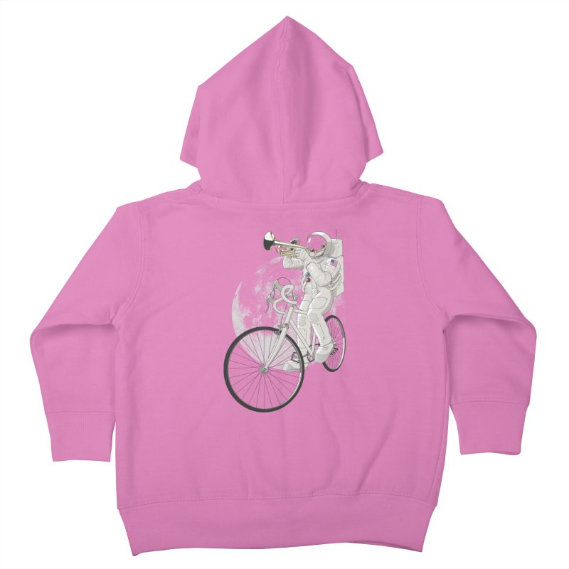 ARMSTRONG Kids Toddler Zip-Up Hoody by nickmanofredda's Artist Shop