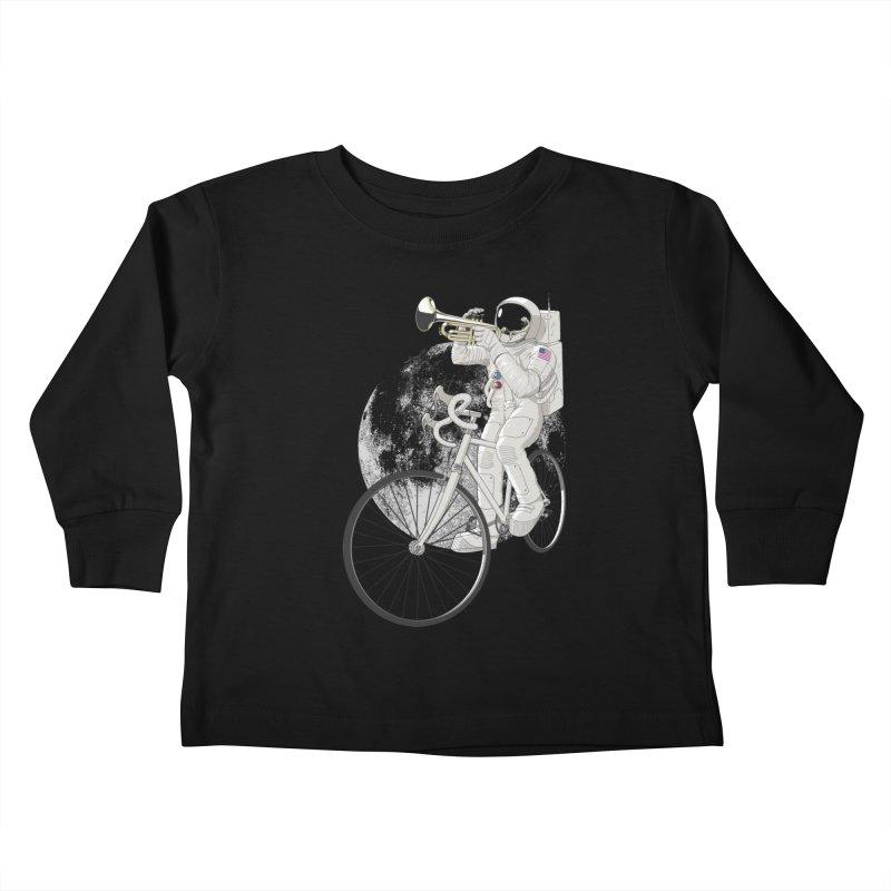 ARMSTRONG Kids Toddler Longsleeve T-Shirt by nickmanofredda's Artist Shop