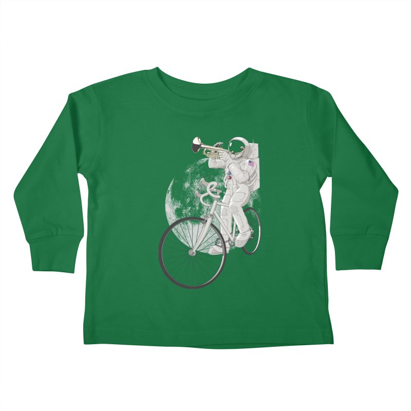 ARMSTRONG Kids Toddler Longsleeve T-Shirt by nickmanofredda's Artist Shop