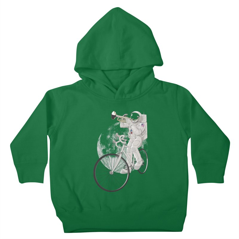 ARMSTRONG Kids Toddler Pullover Hoody by nickmanofredda's Artist Shop