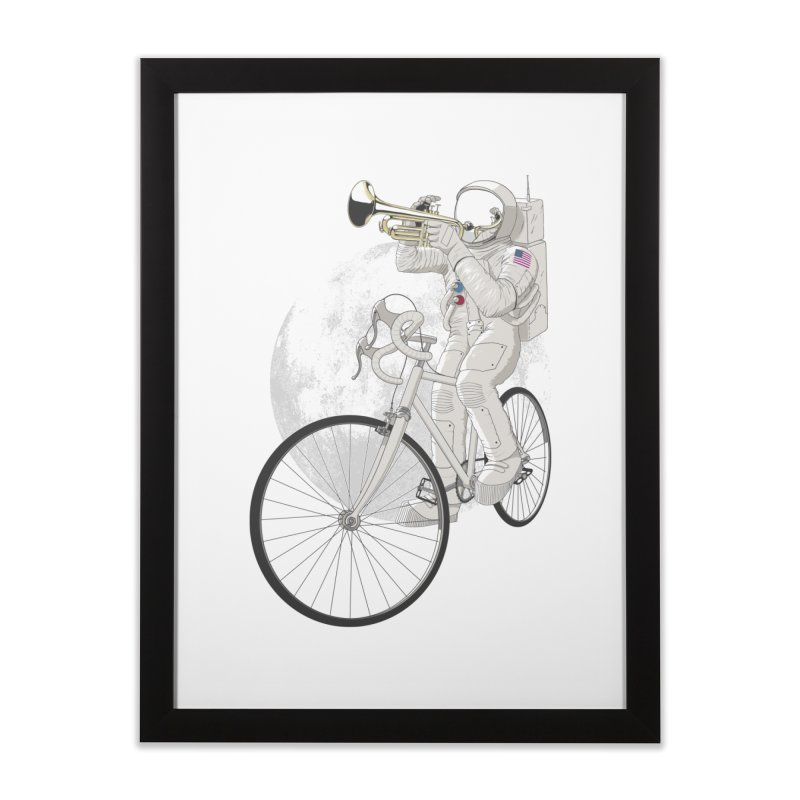 ARMSTRONG Home Framed Fine Art Print by nickmanofredda's Artist Shop
