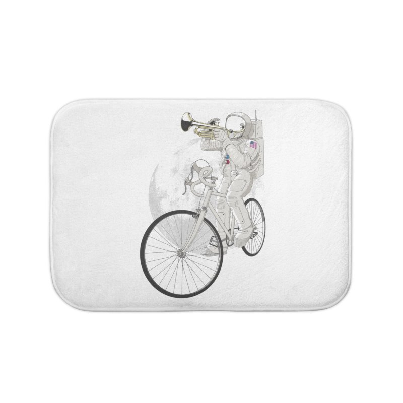 ARMSTRONG Home Bath Mat by nickmanofredda's Artist Shop