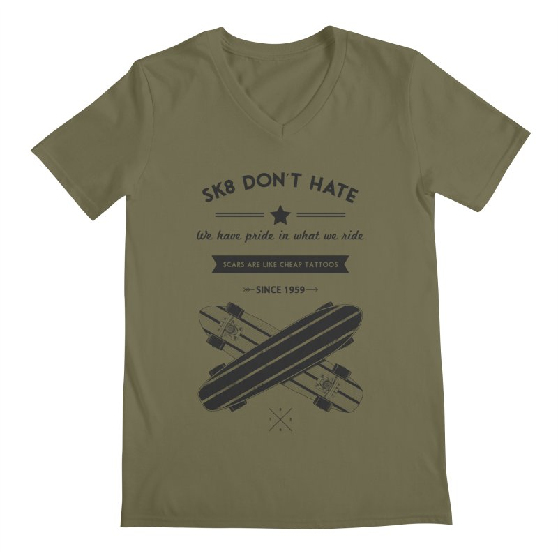 Sk8 Don't Hate   by nickmanofredda's Artist Shop