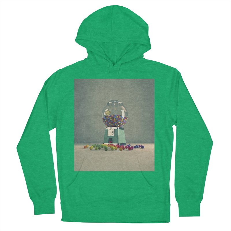 World Is Better Without Intolerance Men's French Terry Pullover Hoody by nickmanofredda's Artist Shop