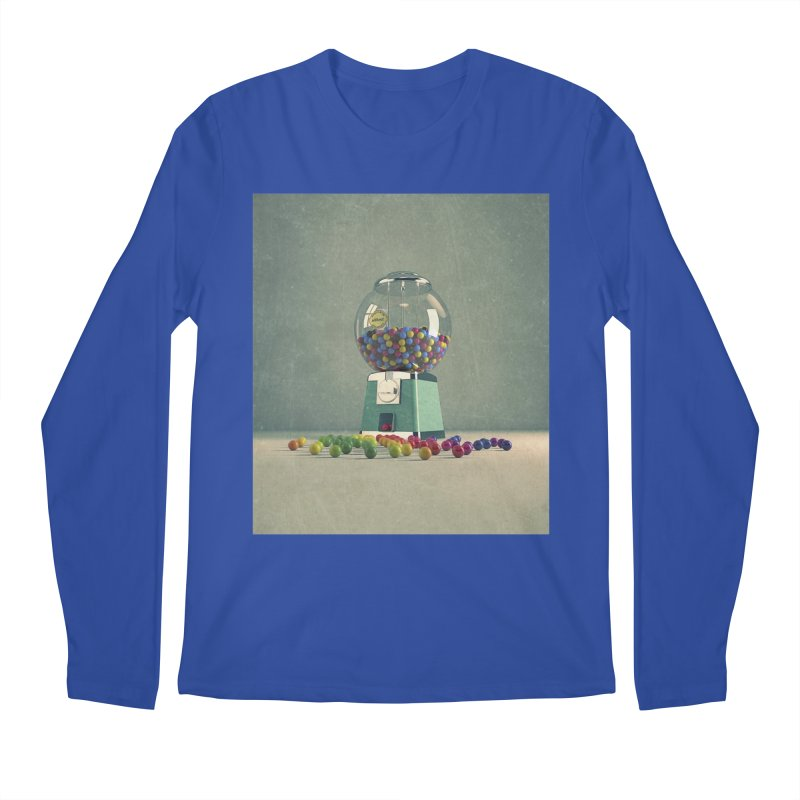 World Is Better Without Intolerance Men's Regular Longsleeve T-Shirt by nickmanofredda's Artist Shop