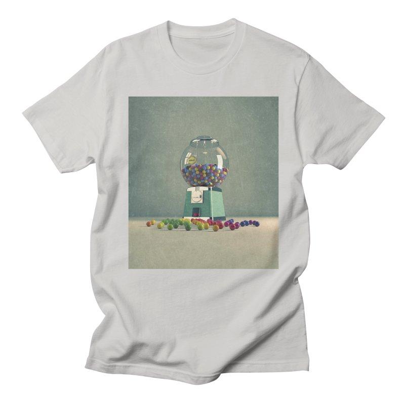 World Is Better Without Intolerance Men's Regular T-Shirt by nickmanofredda's Artist Shop