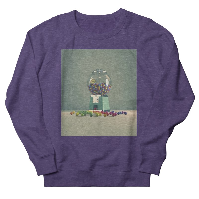World Is Better Without Intolerance Women's French Terry Sweatshirt by nickmanofredda's Artist Shop