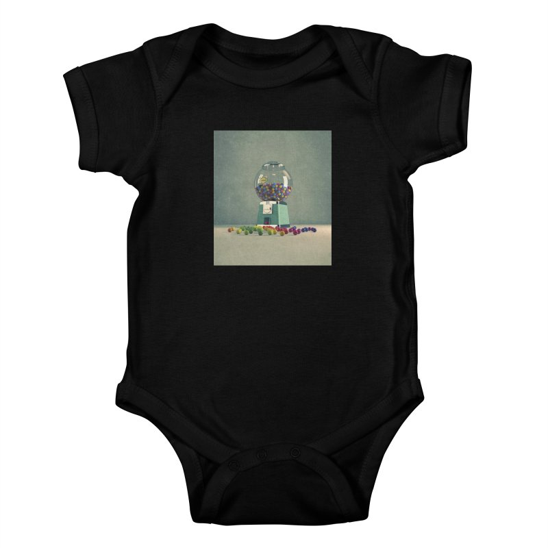 World Is Better Without Intolerance Kids Baby Bodysuit by nickmanofredda's Artist Shop