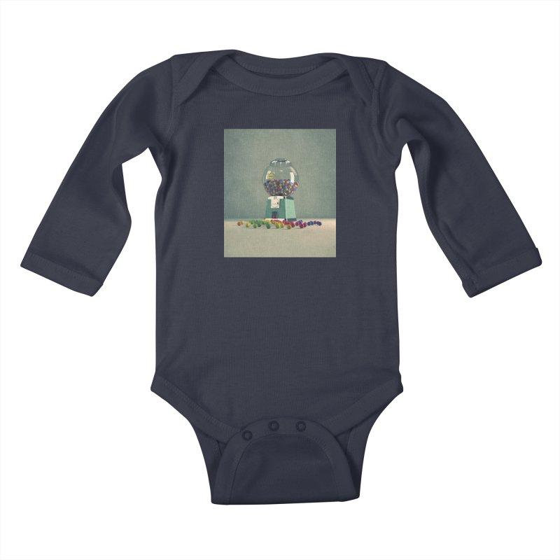 World Is Better Without Intolerance Kids Baby Longsleeve Bodysuit by nickmanofredda's Artist Shop