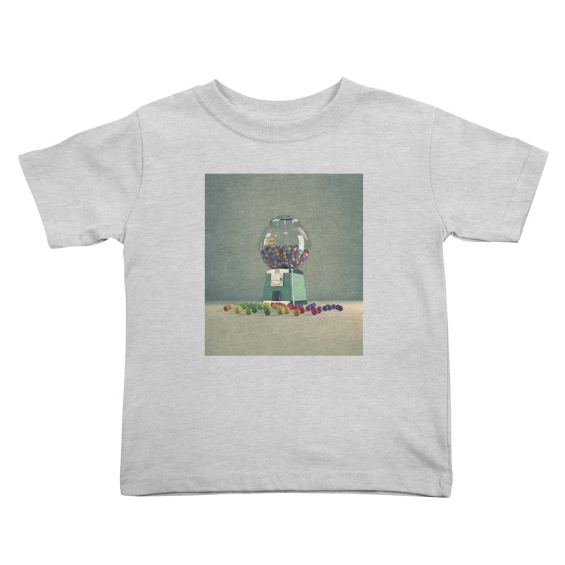 World Is Better Without Intolerance Kids Toddler T-Shirt by nickmanofredda's Artist Shop