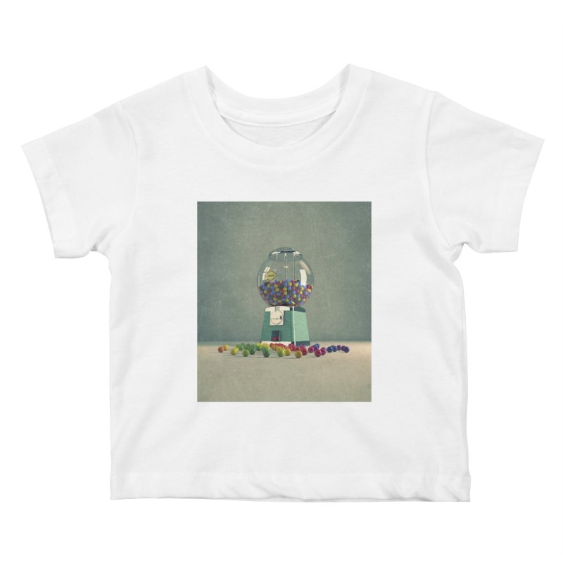 World Is Better Without Intolerance Kids Baby T-Shirt by nickmanofredda's Artist Shop