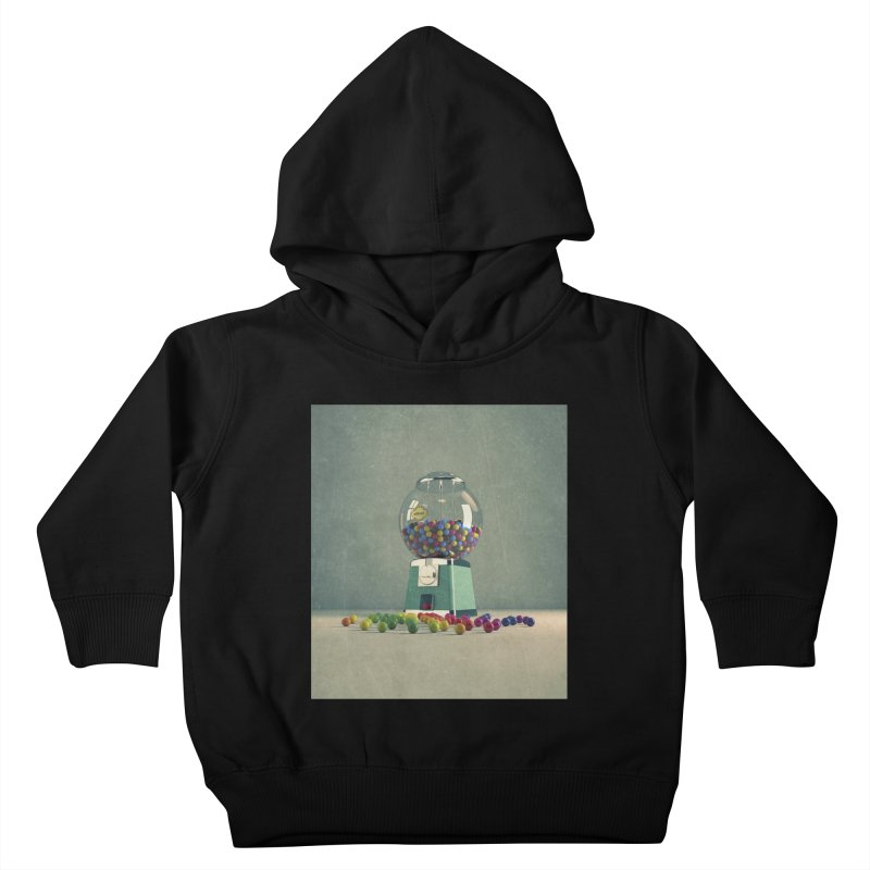 World Is Better Without Intolerance Kids Toddler Pullover Hoody by nickmanofredda's Artist Shop